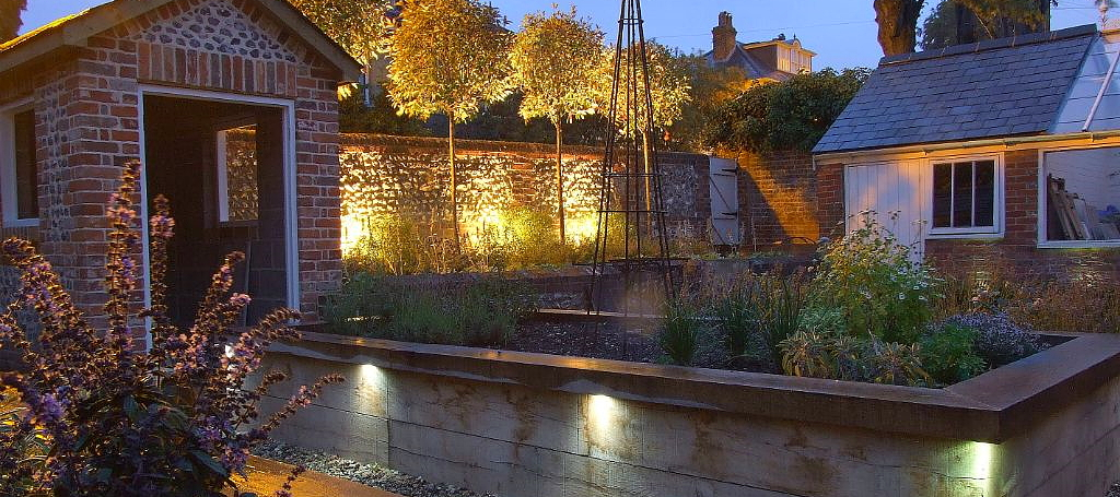 Aceum Garden Interior Lighting Design